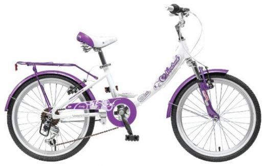 Велосиед  Novatrack Cirlline 20 6